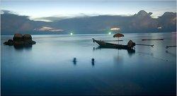 Ko Tao in Gulf of Siam (Thailand)