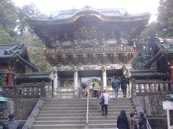 Yomeimon (Main Gate)