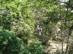 The Congo Trail Canopy Tour