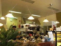 The Dizzy Witch Cafe