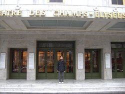 Theatre des Champs-Elysees