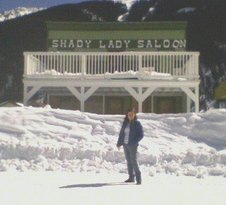 Shady Lady Restaurant