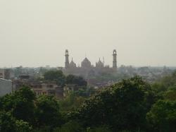 View from Imambara