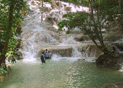 Dunn's River Falls near Ocho Rios, Jamaica (24227305)