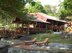 Khanom Hill Resort Restaurant