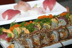 No Coast Sushi