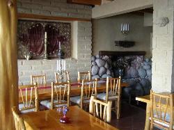 dining room at laguna lodge