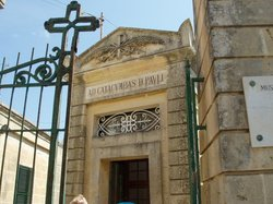 St. Agatha's Crypt, Catacombs & Museum