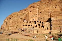 Urn Tomb - Petra / Jordan (24286400)