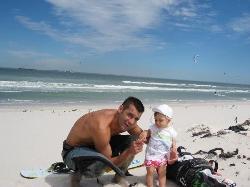 Kite surf& famiglia