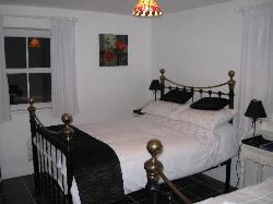 My room at the South Aran B&B