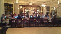 Lobby Bar Tia Heights Makadi Bay