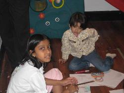 Radisson shimla-kids activity room