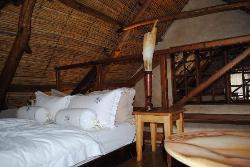 Cosy loft bedroom