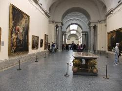 Minute part of the Prado