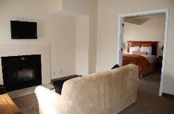 Loft suite living room 2