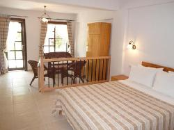 Sultan Palas Hotel, Dalyan - Bedroom