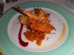 shrimps jamaicanisches restaurant