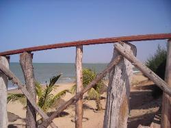 la plage si proche