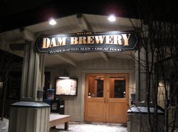 Dillon Dam Brewery