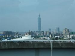 101 Tower (Taipei - Taiwan)