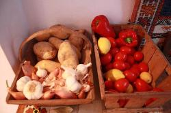 Produce for cooking
