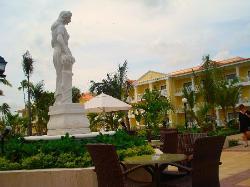 The esmeralda Hotel rooms
