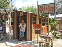 M.G.'S Cafe Lounge