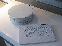 Love the Sony Vaio and wireless keyboard