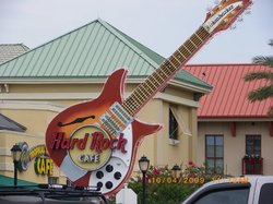 Hard Rock Cafe Destin