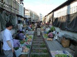 Railway Station Market