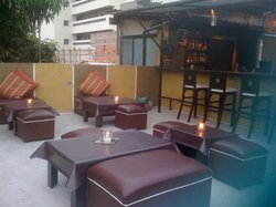 Twisted Palms Rooftop Lounge