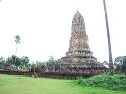 ワット プラ シー ラタナー寺院