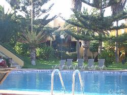 Pool at Atlantic Garden