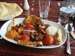 Buhara 93 Restaurant