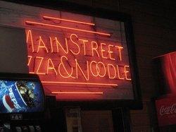 Main Street Pizza & Noodle