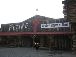 Flying T Chuckwagon Supper & Show
