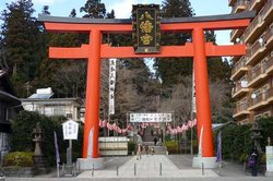 Osaki Hachiman Shrine