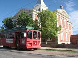 Tombstone Trolley Tour