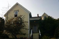 Packard House - Exterior