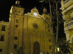 De Kathedraal ba San Pedro Claver