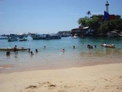 Playas Caleta y Caletilla