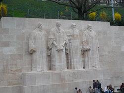 Reformation Wall (Mur de la Reformation)