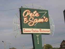 Pete & Sam's Restaurant