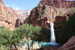 Supai Indian Village