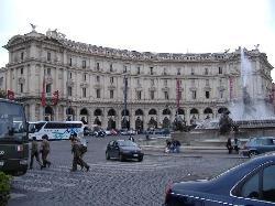 Boscolo Exedra Hotel, Rome