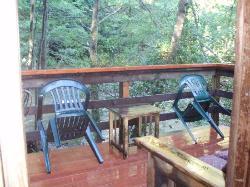 Cabin #8 deck