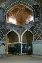 Day 36e Tabriz 38 Blue Mosque, Main Sanctuary