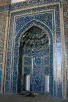 Day 24 Yazd 37 Jameh Mosque Mihrab