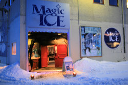Magic Ice